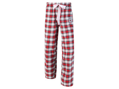 St. Louis Cardinals Concept Sports MLB Women's Forge Flannel Pant
