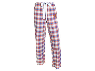 New York Mets Concept Sports MLB Women's Forge Flannel Pant