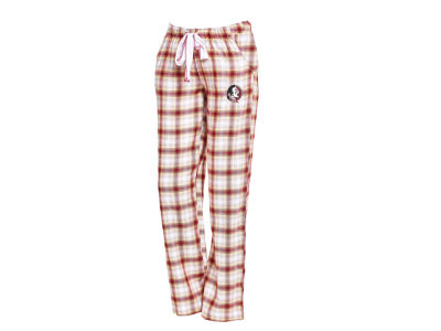 Florida State Seminoles Concept Sports NCAA Women's Forge Flannel Pant