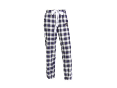 Washington Huskies Concept Sports NCAA Women's Forge Flannel Pant