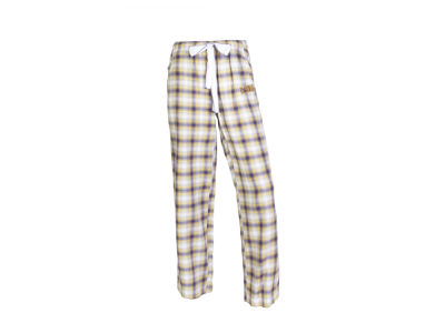 LSU Tigers Concept Sports NCAA Women's Forge Flannel Pant
