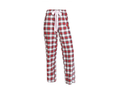 Louisville Cardinals Concept Sports NCAA Women's Forge Flannel Pant