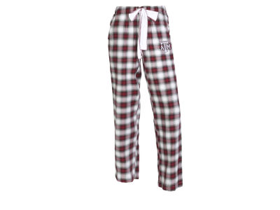 Texas A&M Aggies Concept Sports NCAA Women's Forge Flannel Pant