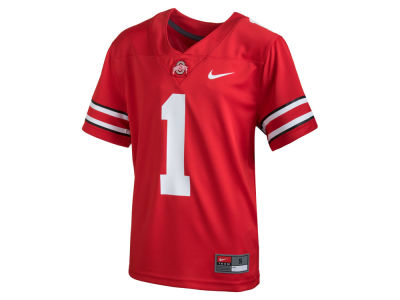 Ohio State Buckeyes Nike NCAA Youth Replica Football Game Jersey