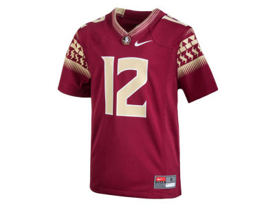 Florida State Seminoles Nike NCAA Youth Replica Football Game Jersey