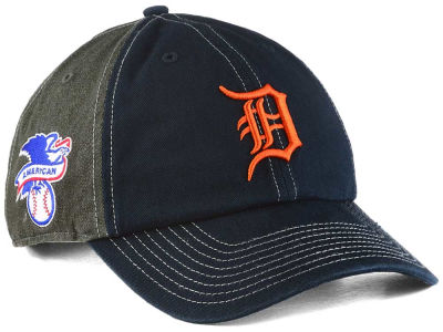 Detroit Tigers '47 MLB Transition CLEANUP Cap