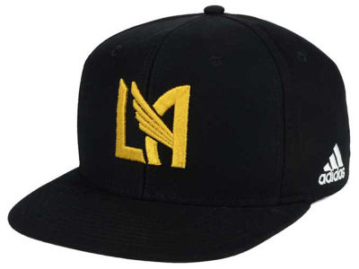 Los Angeles Football Club adidas MLS NTD Snapback Cap