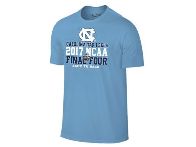 North Carolina Tar Heels Retro Brand NCAA Men's Final Four Appearance T-Shirt 2017