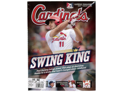 St. Louis Cardinals Magazine - 2017