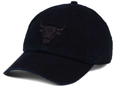 Chicago Bulls '47 NBA Straight Metallic CLEAN UP Cap