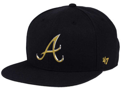 Atlanta Braves '47 MLB Chromega '47 CAPTAIN Cap
