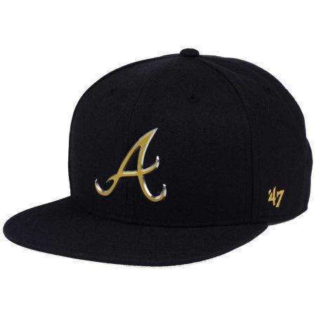 Atlanta Braves '47 MLB Chromega '47 CAPTAIN Cap