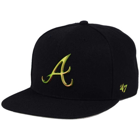 Atlanta Braves '47 MLB Iguana '47 CAPTAIN Cap