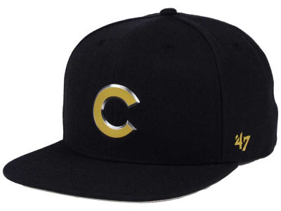Chicago Cubs '47 MLB Chromega '47 CAPTAIN Cap