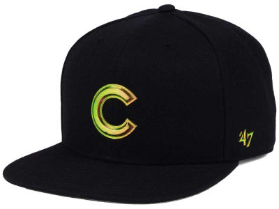 Chicago Cubs '47 MLB Iguana '47 CAPTAIN Cap