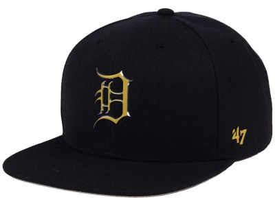 Detroit Tigers '47 MLB Chromega '47 CAPTAIN Cap