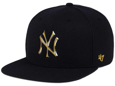 New York Yankees '47 MLB Chromega '47 CAPTAIN Cap