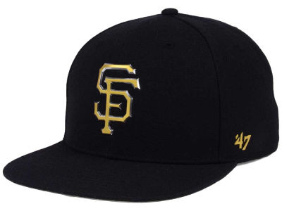 San Francisco Giants '47 MLB Chromega '47 CAPTAIN Cap
