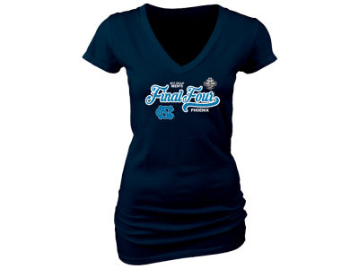 North Carolina Tar Heels Blue 84 NCAA Women's Final Four T-Shirt 2017