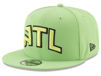 Atlanta Hawks New Era NBA All Colors 9FIFTY Snapback Cap