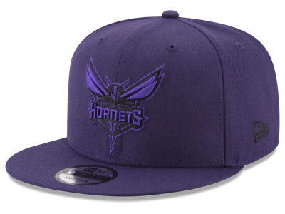 Charlotte Hornets New Era NBA All Colors 9FIFTY Snapback Cap