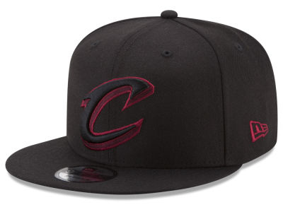 Cleveland Cavaliers New Era NBA All Colors 9FIFTY Snapback Cap
