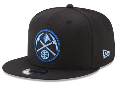 Denver Nuggets New Era NBA All Colors 9FIFTY Snapback Cap