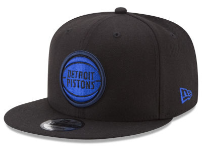 Detroit Pistons New Era NBA All Colors 9FIFTY Snapback Cap