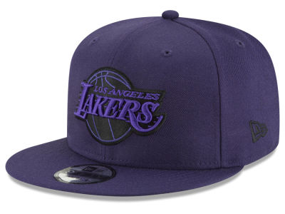 Los Angeles Lakers New Era NBA All Colors 9FIFTY Snapback Cap