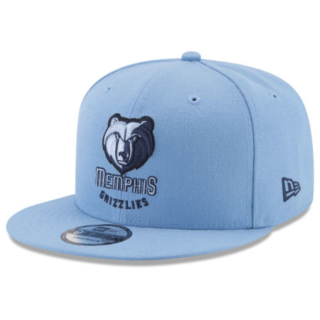 Memphis Grizzlies New Era NBA All Colors 9FIFTY Snapback Cap