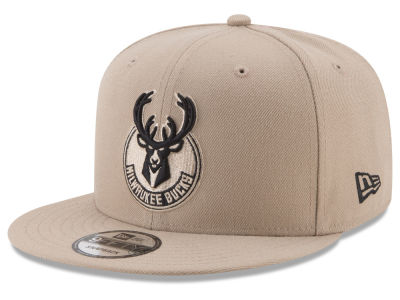 Milwaukee Bucks New Era NBA All Colors 9FIFTY Snapback Cap