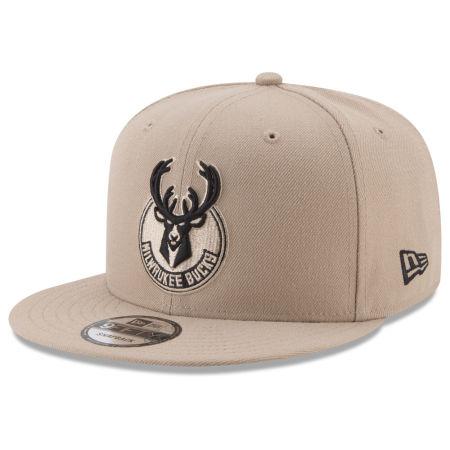 Milwaukee Bucks New Era NBA All Colors 9FIFTY Snapback Cap