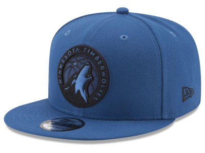 Minnesota Timberwolves New Era NBA All Colors 9FIFTY Snapback Cap