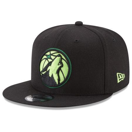 Minnesota Timberwolves New Era NBA All Colors 9FIFTY Snapback Cap