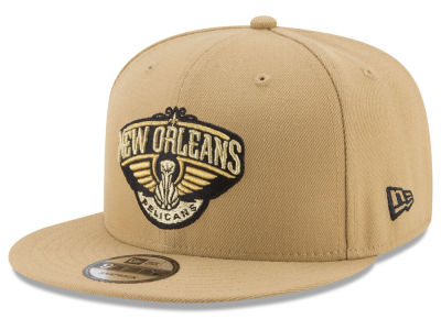 New Orleans Pelicans New Era NBA All Colors 9FIFTY Snapback Cap