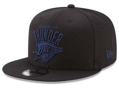 Oklahoma City Thunder New Era NBA All Colors 9FIFTY Snapback Cap