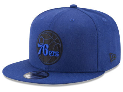Philadelphia 76ers New Era NBA All Colors 9FIFTY Snapback Cap