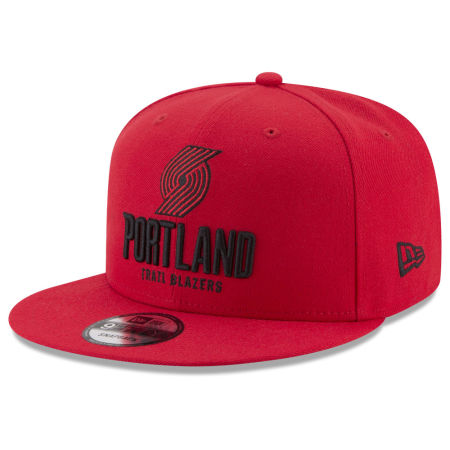 Portland Trail Blazers New Era NBA All Colors 9FIFTY Snapback Cap