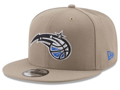 Orlando Magic New Era NBA Tan Top 9FIFTY Snapback Cap