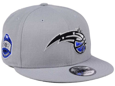 Orlando Magic New Era NBA Gray Pop 9FIFTY Snapback Cap