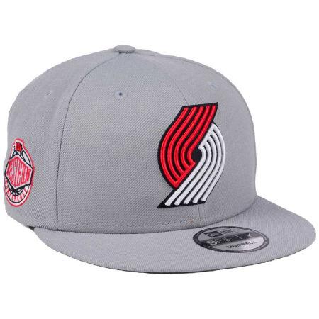 Portland Trail Blazers New Era NBA Gray Pop 9FIFTY Snapback Cap