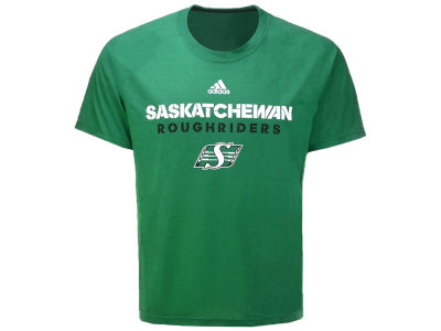 Saskatchewan Roughriders adidas CFL Youth Yef Sideline T-shirt