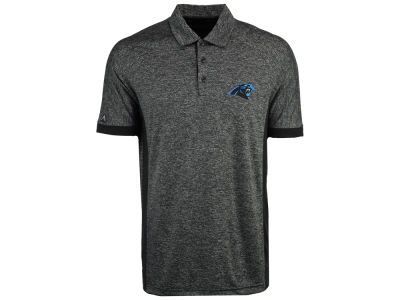 Carolina Panthers Antigua NFL Men's Talent Polo