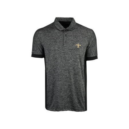 New Orleans Saints Antigua NFL Men's Talent Polo