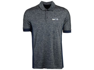 Seattle Seahawks Antigua NFL Men's Talent Polo