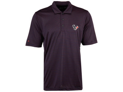 Houston Texans Antigua NFL Men's Quest Polo