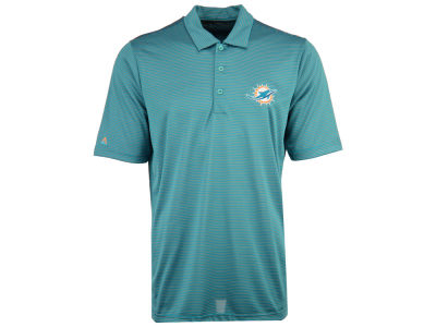 Miami Dolphins Antigua NFL Men's Quest Polo