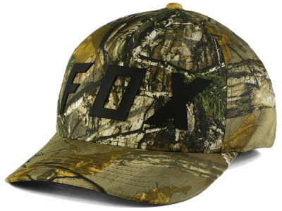 Fox Racing Realtree Foxhead Cap