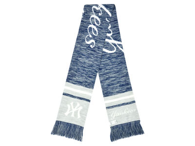 New York Yankees Knit Color Blend Scarf