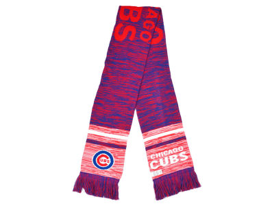 Chicago Cubs Knit Color Blend Scarf